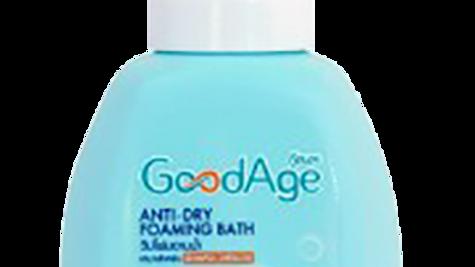 Anti-Dry Foaming Bath วิปโฟมอาบน้ำ 450 ml. GoodAge