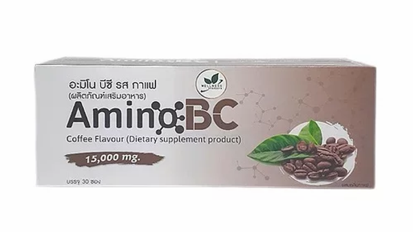 Amino BC Coffee (รสกาแฟ)