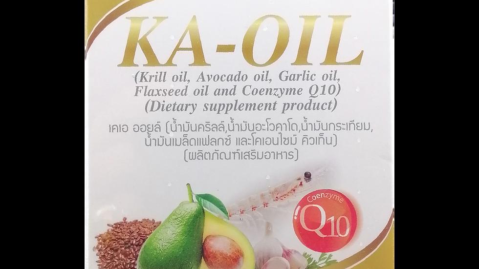 KA -OIL 1000 mg.