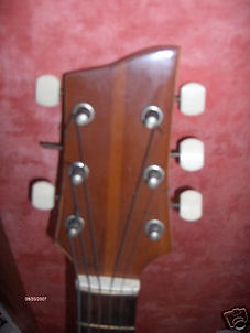 Broadway 1846 semi-acoustic guitar