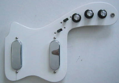 Broadway guitar scratchplate