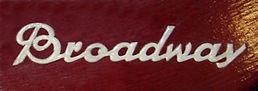 Broadway guitars, Broadway guitar