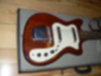 Broadway Plectric 1922 guitar