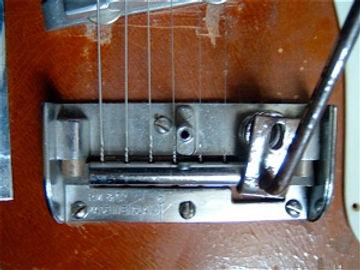 Broadway Plectric 1927 guitar