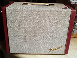 Broadway amplifier