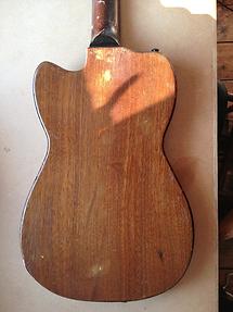 Broadway BW1 Guitar