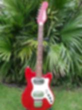 Broadway budget guitar 2p/up