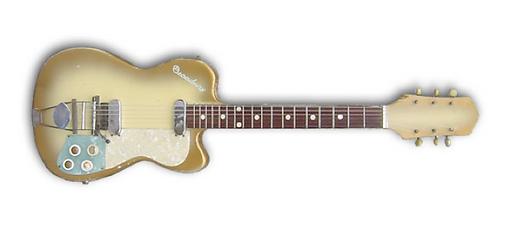 Broadway BW2 guitar
