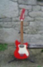 Broadway budget guitar 1p/up