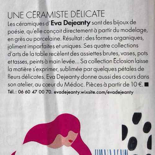 ARTICLE PRESSE ELLE DECORATION