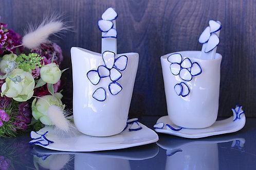 Tasse en porcelaine éclosion XS