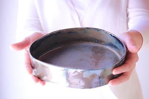 Assiette creuse (plat)