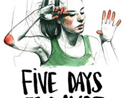 ¡FIVE DAYS TO DANCE!