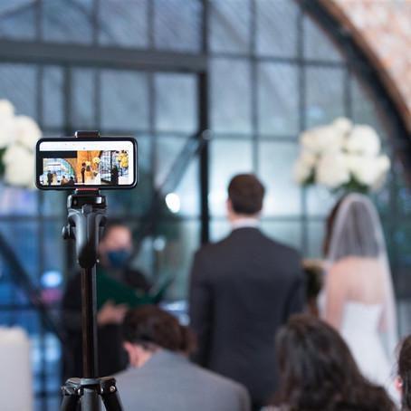 Virtual Live Wedding Streaming - Required, Safe, and a Hot Trend in the Wedding Industry