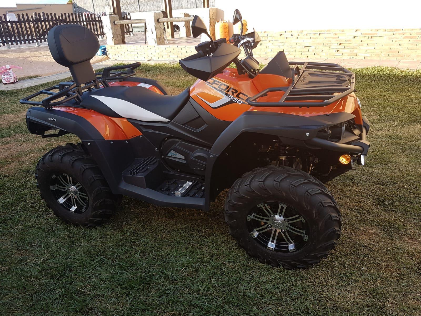 QUAD 400CC ATV