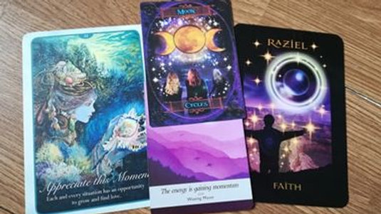 Detailed Oracle Card Reading
