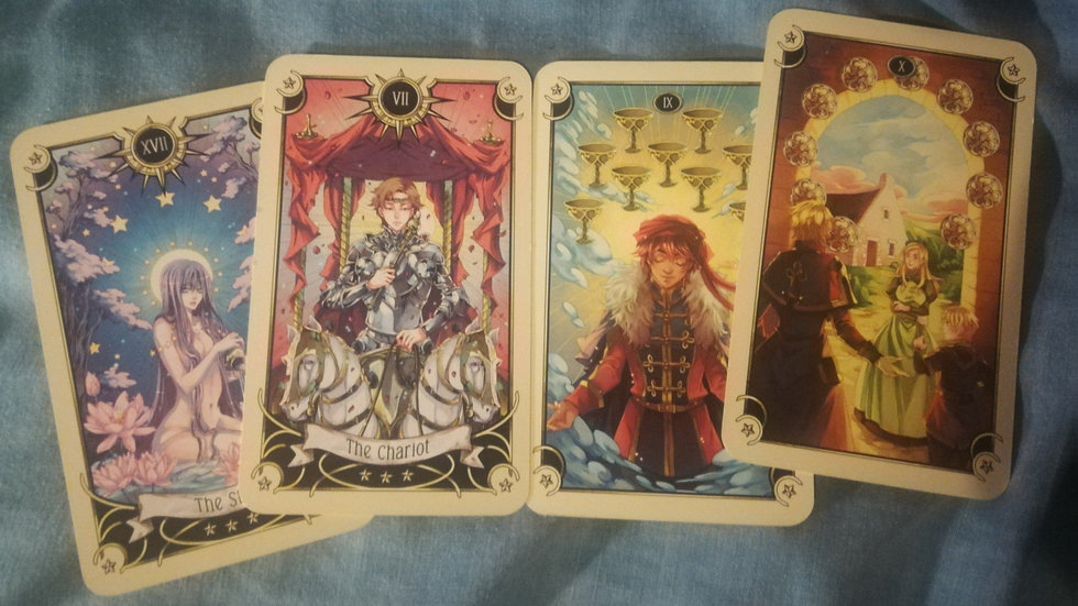 Emotional Tarot Reading