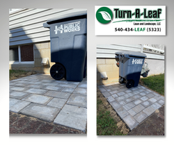 Small Paver Project!