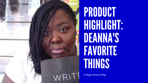 Deanna's Favorite Things