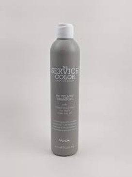 Nook The Service Color No Yellow Shampoo