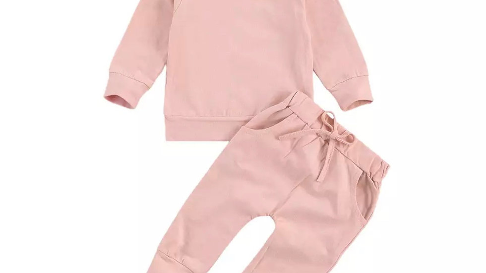 Cotton Pink Set