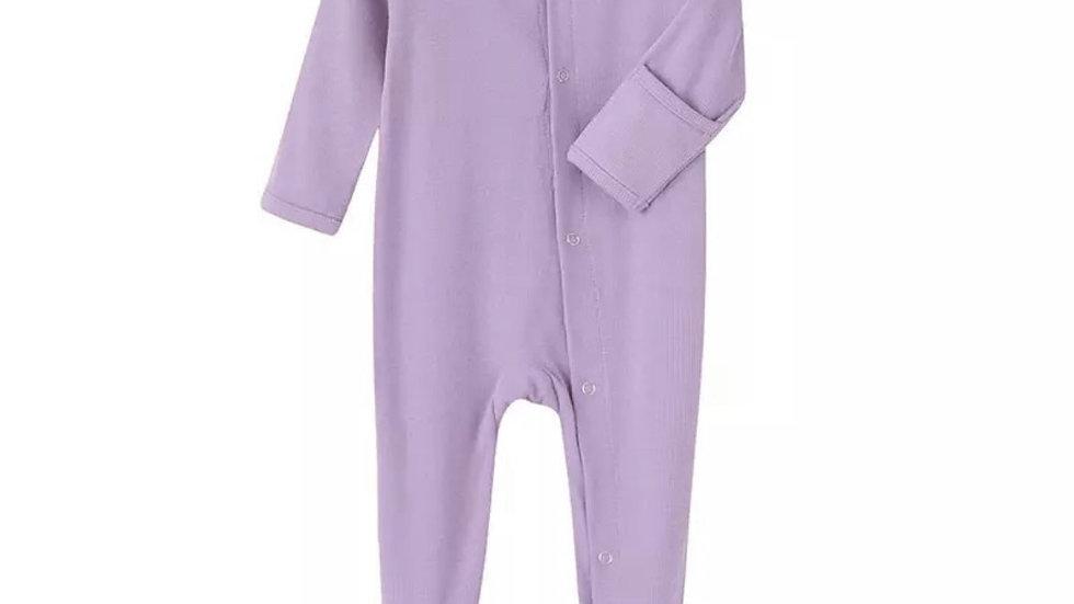 Lilac Organic Cotton Jumpsuit