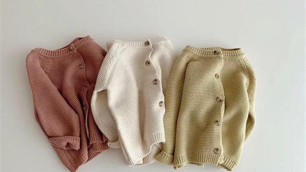 Cotton Cardigans Classic Colours