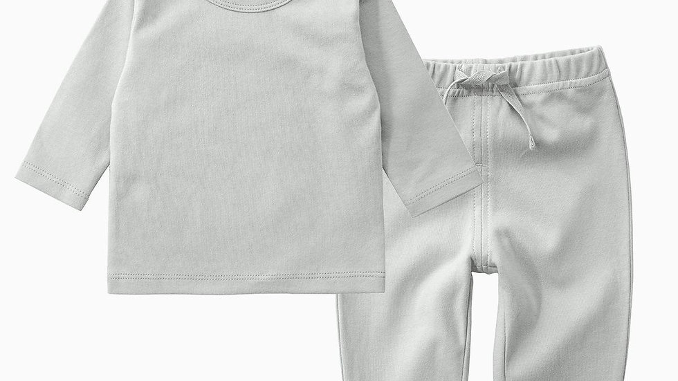Baby Suit  Jacket +  Pants Organic Nightwear and Cozy Days Baby Clothing