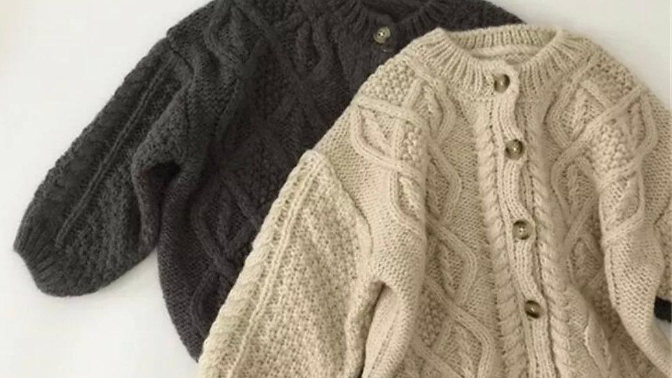 Winter Cardigan Sweater