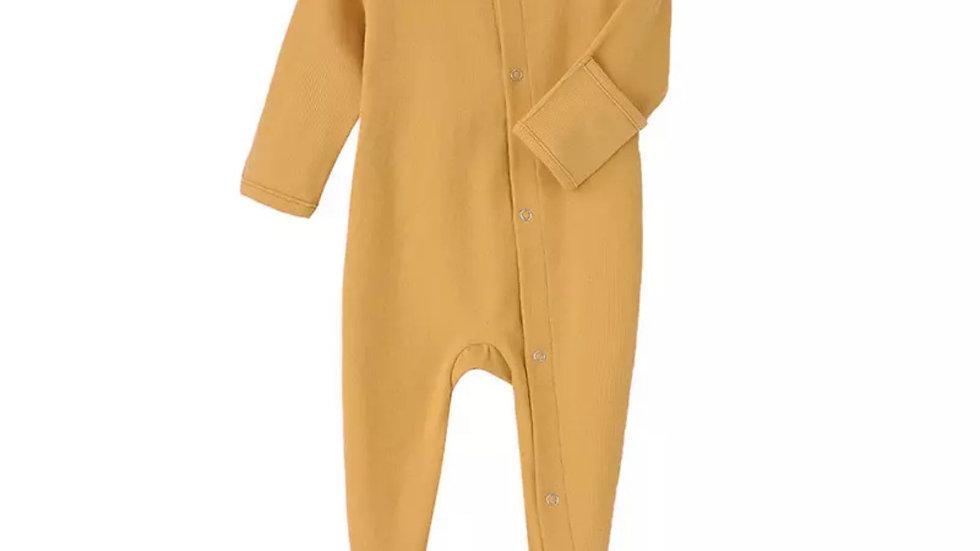 Pastel Yellow Organic Jumpsuit