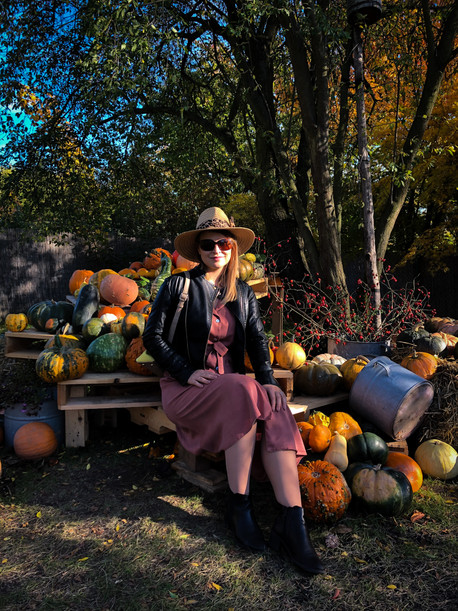 PODZIMNÍ PROCHÁZKA: The Pumpkin Show