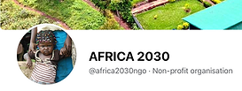 Africa 2030 facebook page