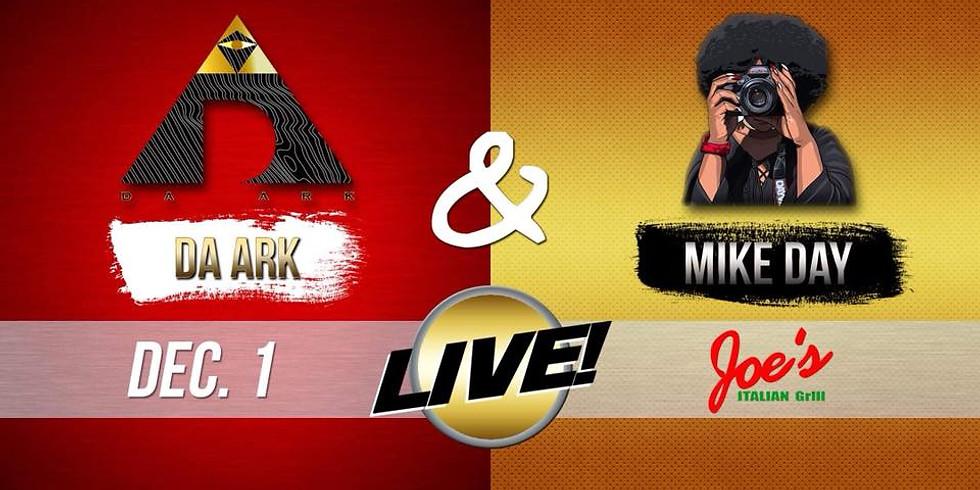 Da ARK & DAYVISION Presents: Da ARK & Mike Day