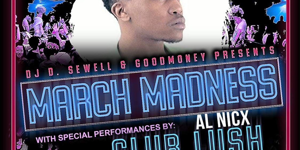 Al'Nicx Performing Live For March Madness