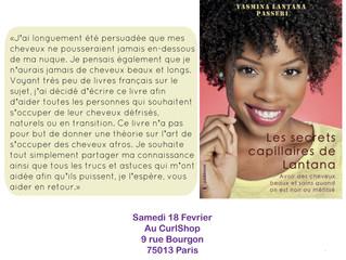 RETROUVEZ-MOI SAMEDI - Atelier Capillaire à Paris