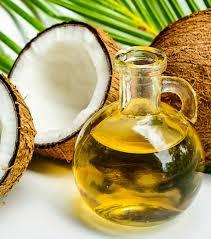 Zoom sur l'huile de Coco / Zoom on Coconut Oil