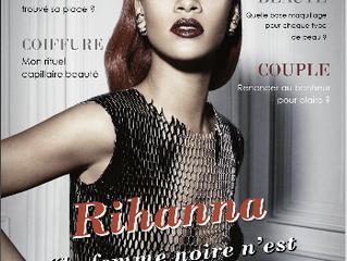Je suis rédactrice pour le magazine Black Beautés !