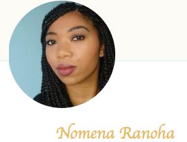 Collaboration avec Nomena, superbe bloggeuse capillaire