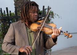 Street Performing in Burbank - 2012