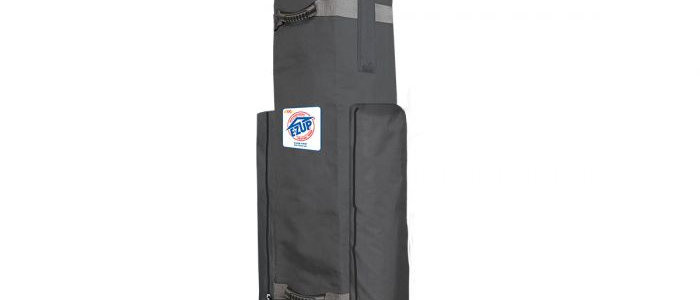 "Wide-Trax Roller Bag - 60"" with Storage Pockets"