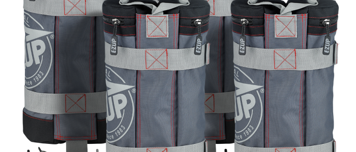 Deluxe Weight bags - 45 lbs