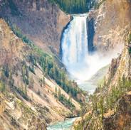 Upper Falls close view