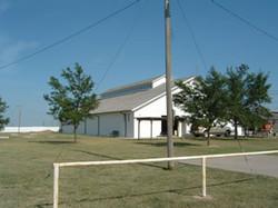 Exhibit Building at Fairgrounds
