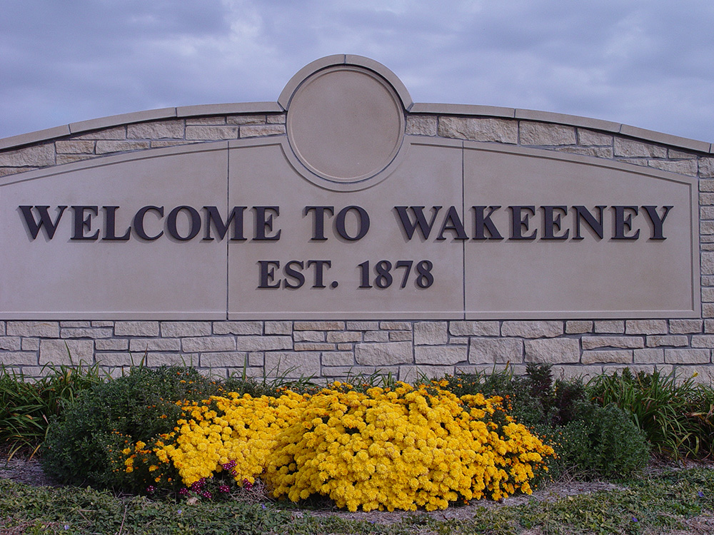 Welcome to WaKeeney, KS