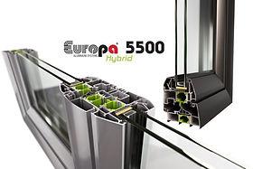 europa-profil-αλουμίνιο-θερμομονωτικό-αν