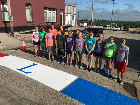 Celebrating Our Lincoln Highway Heritage, One Crosswalk at a Time