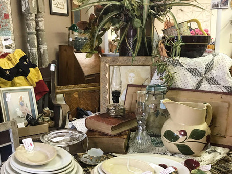 Wow Factor Brought to Clarence by Visual Merchandising Expert Anna Woodward