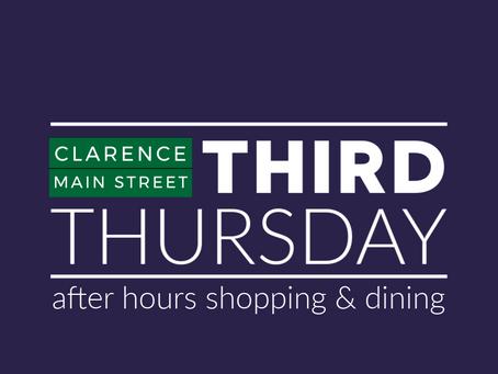 Third Thursdays Make Splash