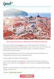 Subject Line: Discover Croatia