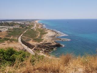ים כחול, שלווה הירואית.